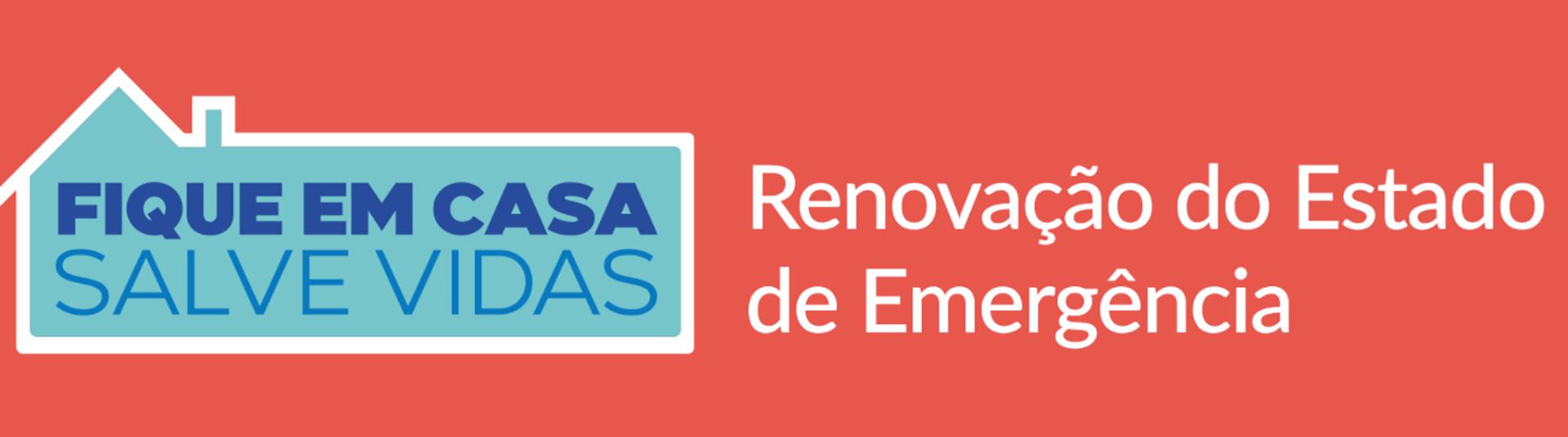 renovação estado emergencia